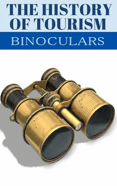 History Of Binoculars -Ottavio Pinani, in 1613, and Cherubin d'Orleans were the ones who perfected the binocular