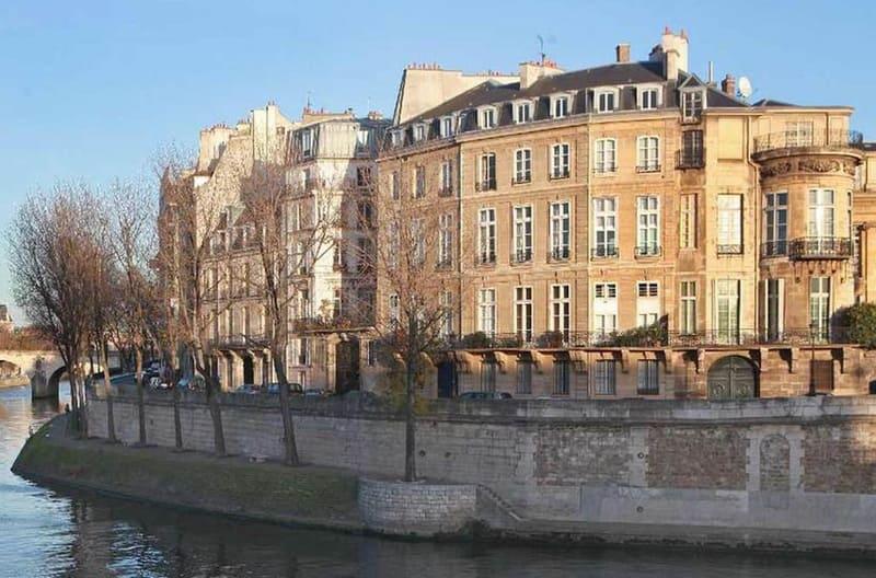 Hotel Lambert in Paris