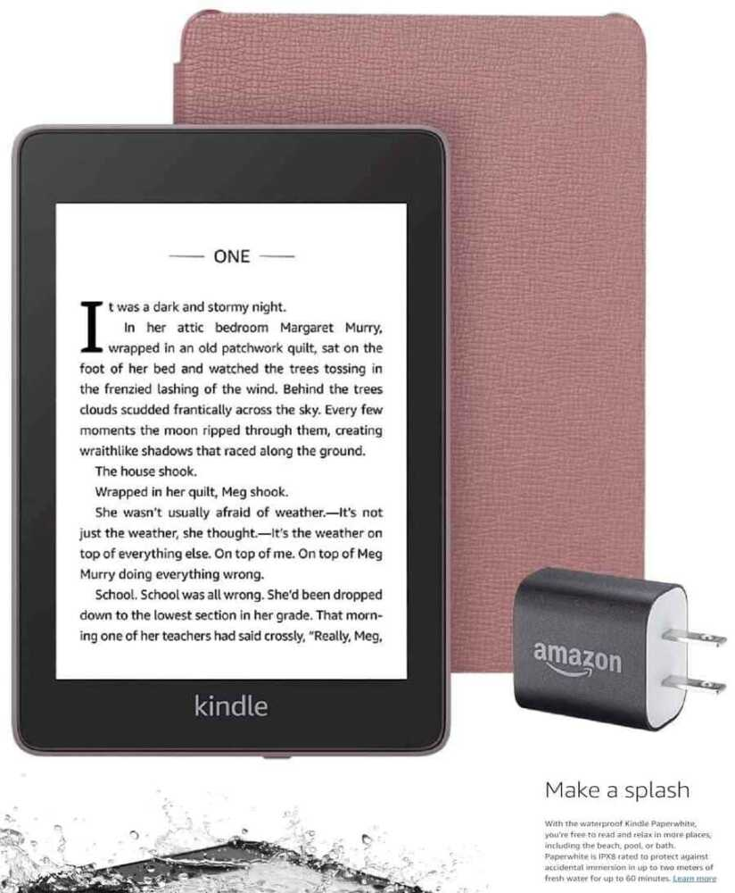 Kindle Paperwhite 2021 on Amazon.com
