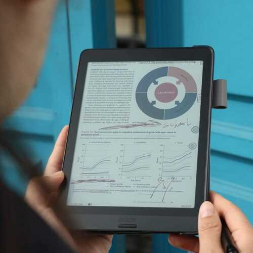 BOOX Nova3 Color 7.8 ePaper Color best digital notepad 2021 - Drawing Tablet
