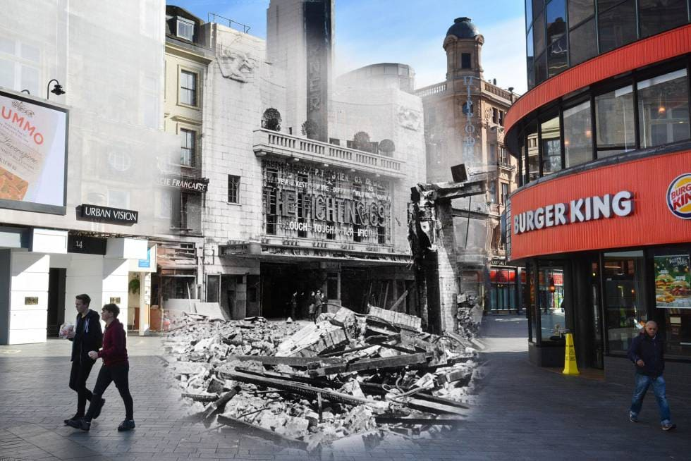 What was London Like in 1940?