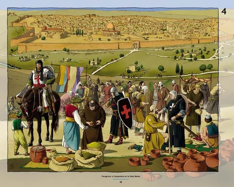 Pilgrimage to Rome - What was the Pilgrimage to Rome like in Medieval Times?