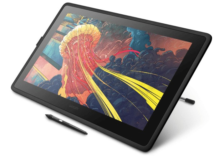 Wacom Cintiq 22 Drawing Tablet with HD Screen, Graphic Monitor
