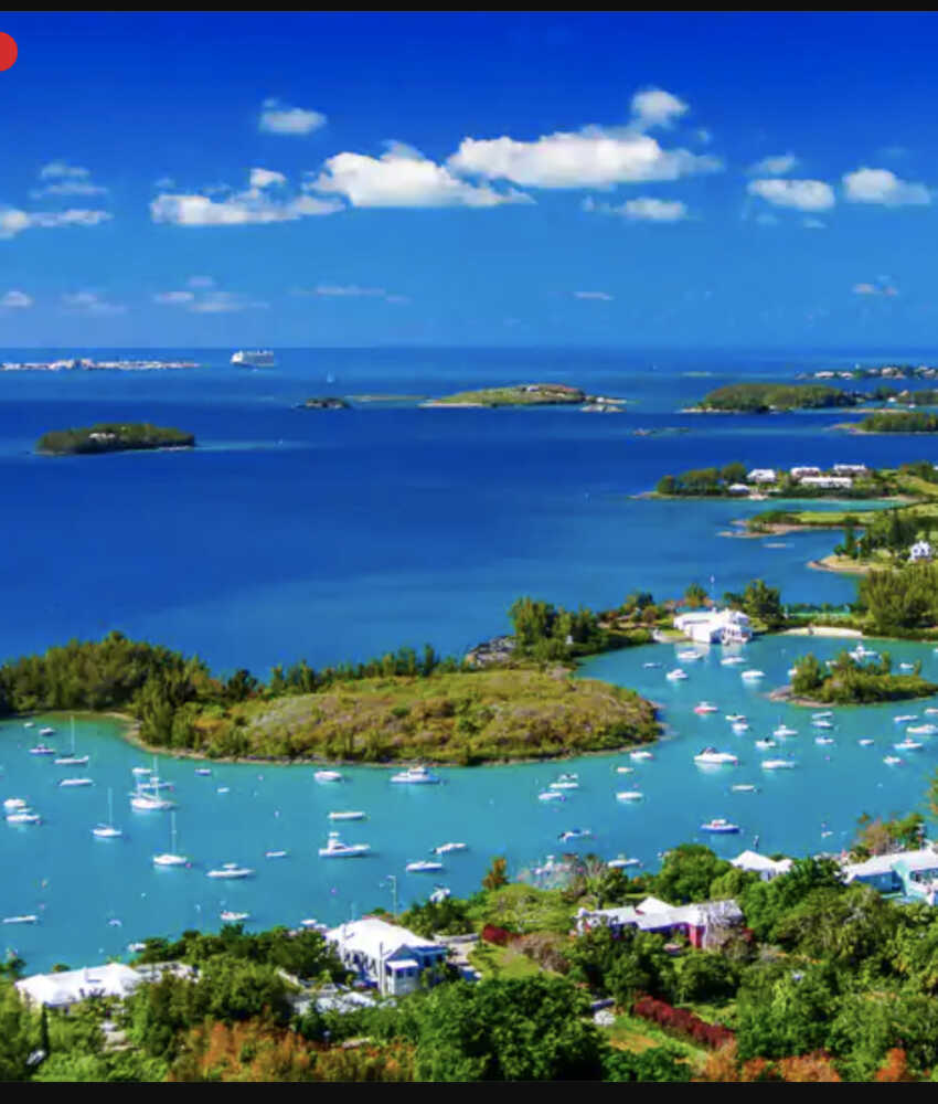 Bermuda #Cruise JUNE 2021 Travel with Volunteer Passengers - #CDC Approved