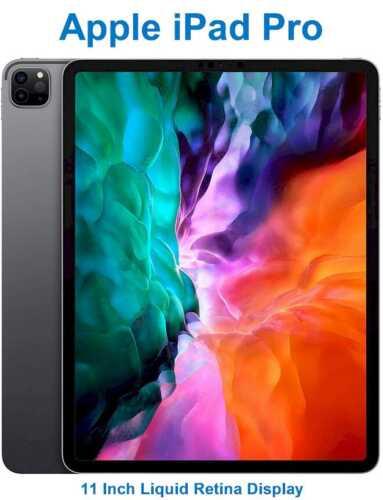 2021 Apple 11-inch iPad Pro (Wi-Fi + Cellular, 512GB) - Space Gray