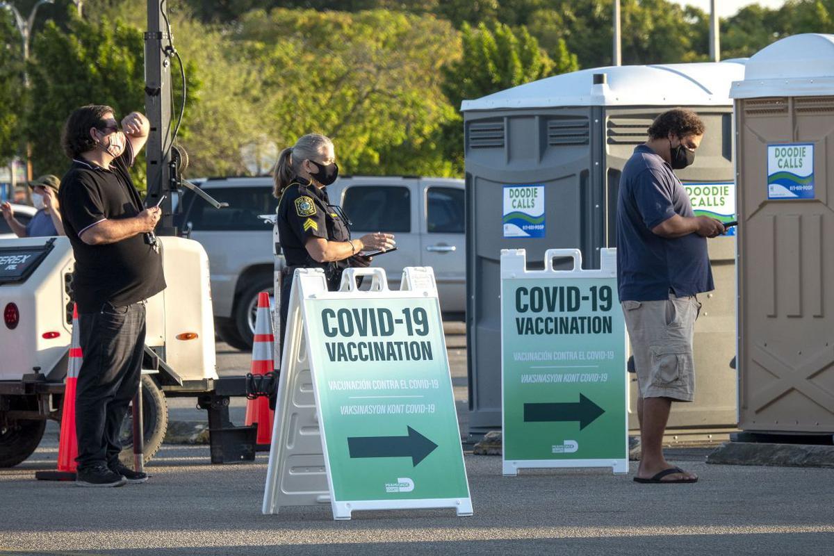 Covid19 Vaccine at Miami Airport for Tourists 2021