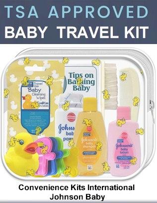 Baby Travel Kit - Travel Defense System