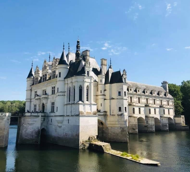 History of the Architects of the Castle of Chenonceau