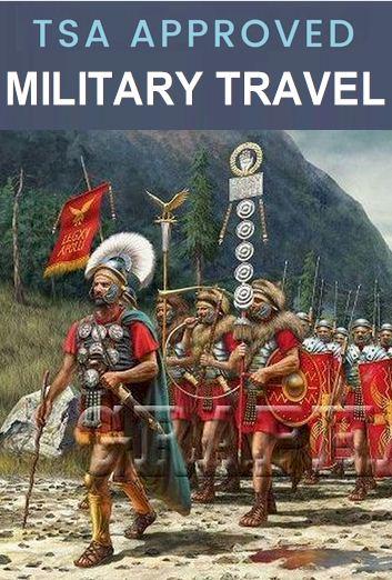 TSA Military Travel 2021 - TSA Transport of Weapons 2021 -